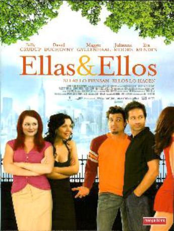 ELLAS Y ELLOS DVD 2MA