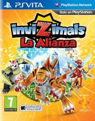 Invizimals: The Alliance PSV