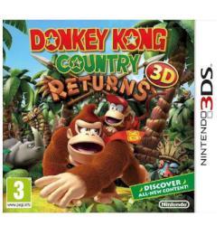 DONKEY KONG COUNTRY RETU.3DS2M