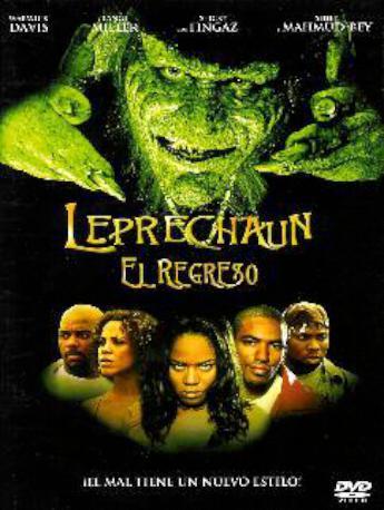 LEPRECHAUN EL REGRESO DVD