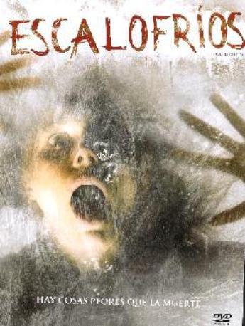 ESCALOFRIOS DVD