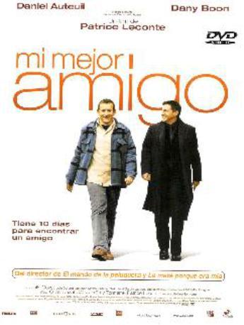 MI MEJOR AMIGO DVD