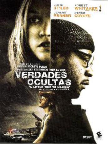 VERDADES OCULTAS DVD