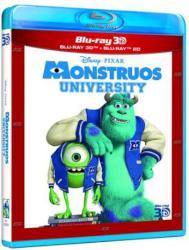 MONSTRUOS UNIVERSITY BR 3D 2MA