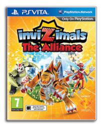 Invizimals: The Alliance PSV2M