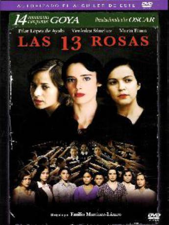 LAS 13 ROSAS DVD 2MA