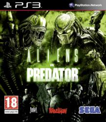 ALIEN VS PREDATOR PS3 2MA