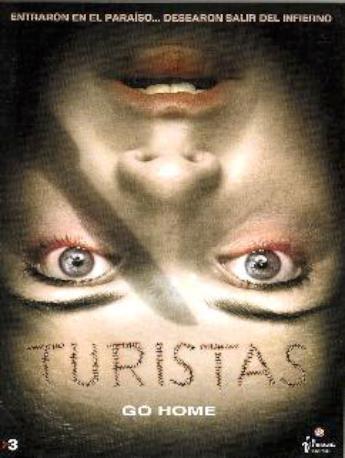 TURISTAS GO HOME DVD