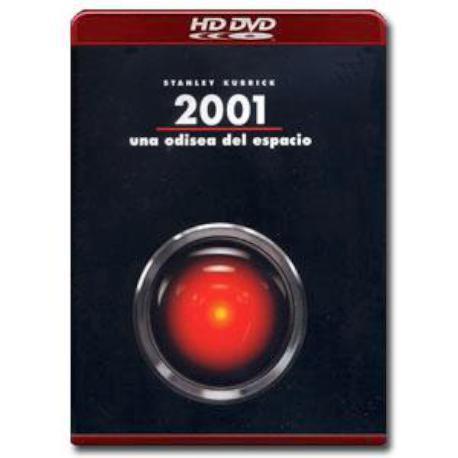 2001 UNA ODISEA DEL HDDVD