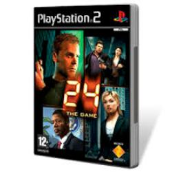 24 THE GAME PS2 2MA