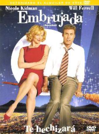 EMBRUJADA DVD LLOGUER