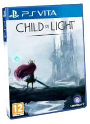 Child of Light PSVITA