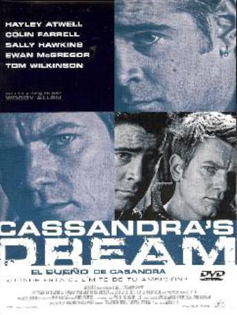 CASANDRA DREAM DVDL 2MA