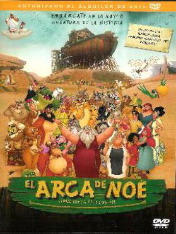 EL ARCA DE NOE DVD 2MA