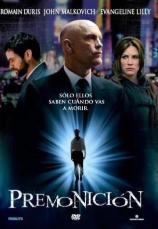 PREMONICION DVD LL 2MA