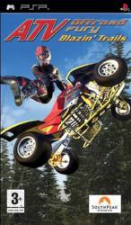 ATV OFF ROAD FURY PSP 2MA