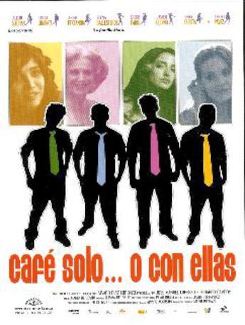 CAFE SOLO O CON ELLAS DVD 2MA