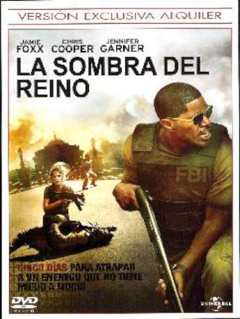 LA SOMBRA DEL REINO DVDL
