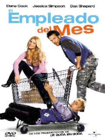 EL EMPLEADO DEL MES DVD 2MA