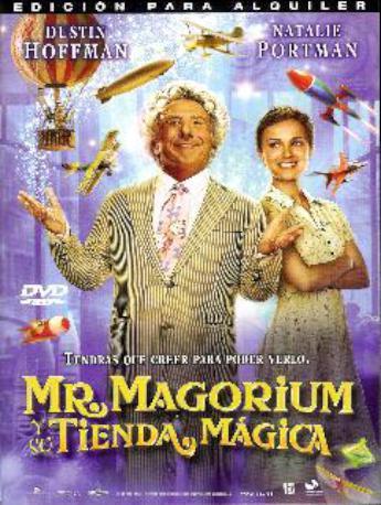 MR MAGORIUM Y SU TIEND DL 2MA