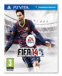 FIFA 14 PSVITA 2MA