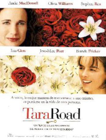 TARA ROAD DVD