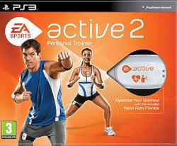 ACTIVE P, TRAINER 2 PS3 2MA