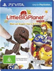 LittleBigPlanet Marvel psvita