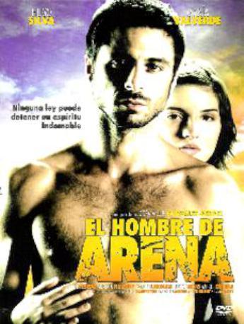 EL HOMBRE DE ARENA DVD