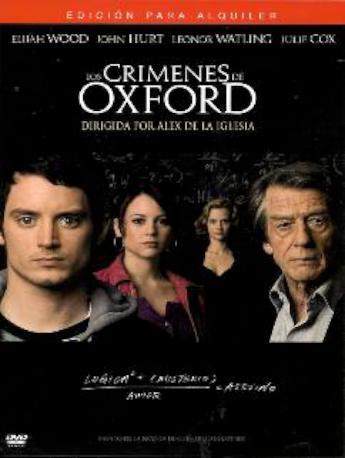 CRIMENES DE OXFORT DVDL 2MA
