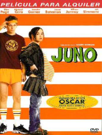 JUNO DVD LLOGUER