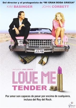 LOVE ME TENDER DVDL
