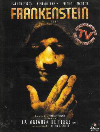 FRANKENSTEIN FILMAX DVDL