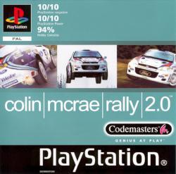 COLIN MC RAE RALLY 2 PS 2MA