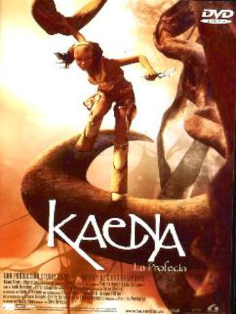 KAENA LA PROFECIA DVD