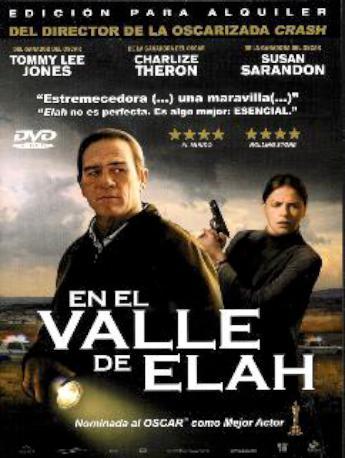 EN EL VALLE DE ELAH DVDL