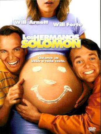 LOS HERMANOS SOLOMON DVD