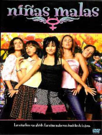 NIÑAS MALAS DVD 2MA