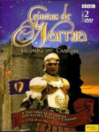 LAS CRONICAS DE NAR PRI DVD 2M