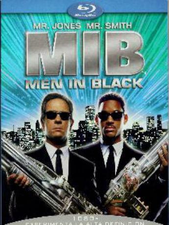 MEN IN BLACK BR