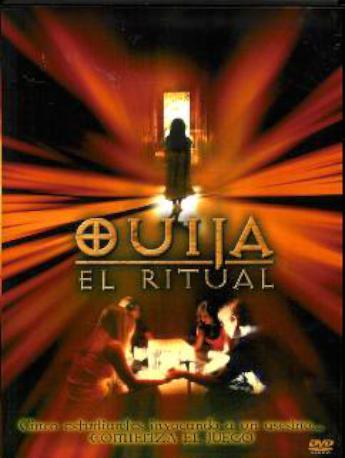 OUIJA EL RITUAL DVD 2MA