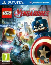 LEGO Marvel Vengadores PSVITA