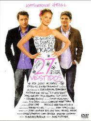 27 VESTIDOS DVD
