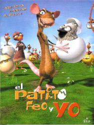 EL PATITO FEO Y YO DVD