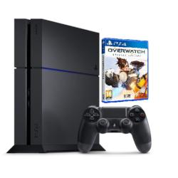 CONSOLA PS4 + OVERWATCH