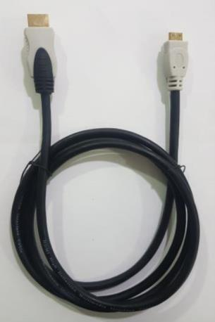 CABLE HDMI MINI M A HDMI M