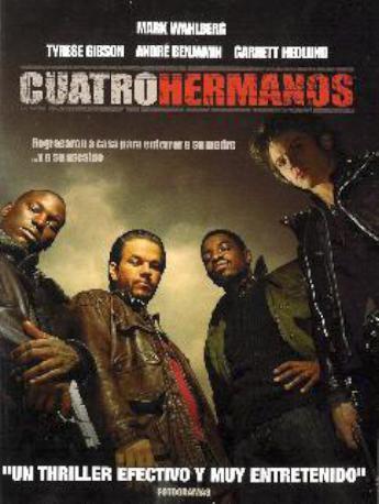 CUATRO HERMANOS DVDL