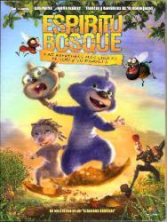 ESPIRITU DEL BOSQUE DVD 2MA