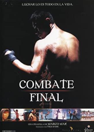 COMBATE FINAL DVD LOOGUER 2MA