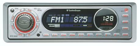 AUTORRADIO CD FX-9300R LIQUID